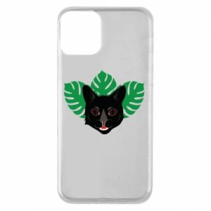 Phone case for iPhone 11 Brown-eyed panther