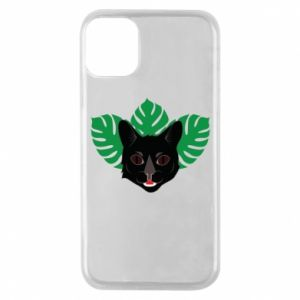 Phone case for iPhone 11 Pro Brown-eyed panther