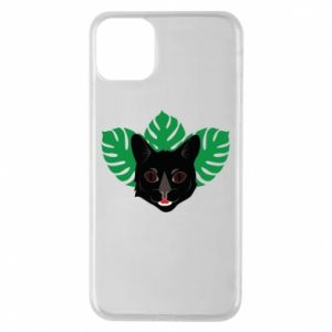Phone case for iPhone 11 Pro Max Brown-eyed panther
