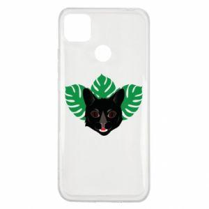 Etui na Xiaomi Redmi 9c Brown-eyed panther