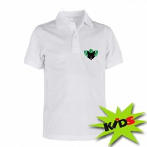 Children's Polo shirts Brown-eyed panther