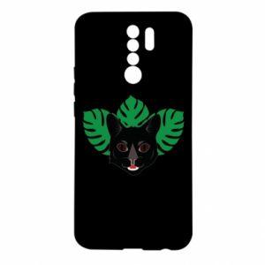 Etui na Xiaomi Redmi 9 Brown-eyed panther