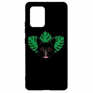 Etui na Samsung S10 Lite Brown-eyed panther