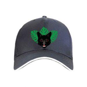Cap Brown-eyed panther