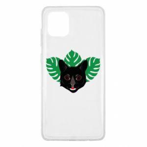 Etui na Samsung Note 10 Lite Brown-eyed panther