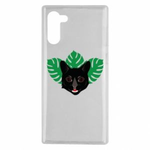 Etui na Samsung Note 10 Brown-eyed panther
