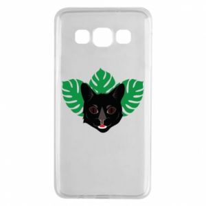 Etui na Samsung A3 2015 Brown-eyed panther