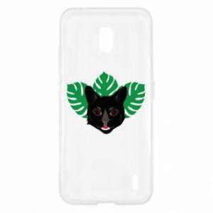 Etui na Nokia 2.2 Brown-eyed panther