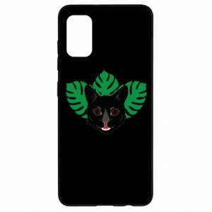 Etui na Samsung A41 Brown-eyed panther