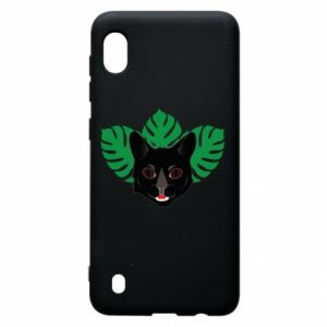 Etui na Samsung A10 Brown-eyed panther