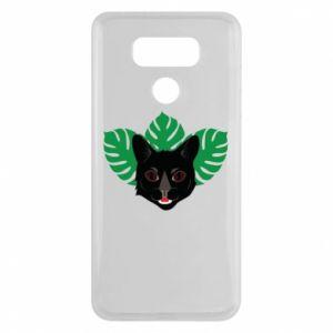 Etui na LG G6 Brown-eyed panther