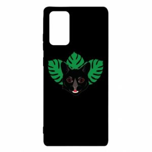Etui na Samsung Note 20 Brown-eyed panther