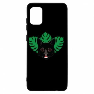 Etui na Samsung A31 Brown-eyed panther