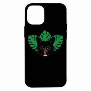 Etui na iPhone 12 Mini Brown-eyed panther