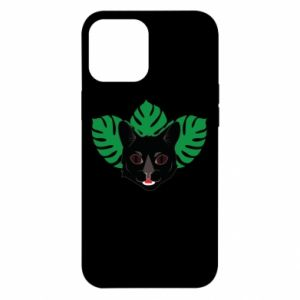 Etui na iPhone 12 Pro Max Brown-eyed panther