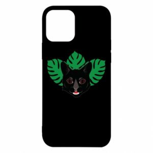 Etui na iPhone 12/12 Pro Brown-eyed panther