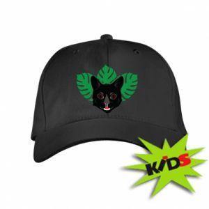 Kids' cap Brown-eyed panther