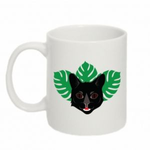 Mug 330ml Brown-eyed panther