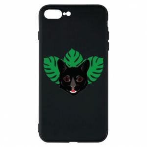 Etui na iPhone 8 Plus Brown-eyed panther