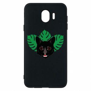 Etui na Samsung J4 Brown-eyed panther