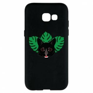 Etui na Samsung A5 2017 Brown-eyed panther - PrintSalon