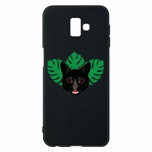 Etui na Samsung J6 Plus 2018 Brown-eyed panther