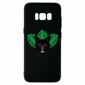 Etui na Samsung S8 Brown-eyed panther