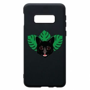 Etui na Samsung S10e Brown-eyed panther