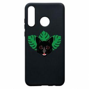 Etui na Huawei P30 Lite Brown-eyed panther