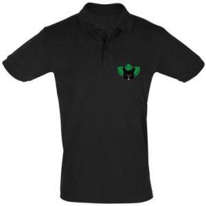 Koszulka Polo Brown-eyed panther