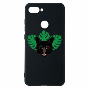 Etui na Xiaomi Mi8 Lite Brown-eyed panther