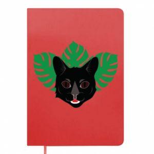 Notepad Brown-eyed panther