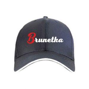 Czapka Brunetka