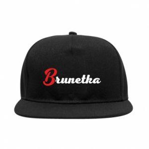 Snapback Brunetka