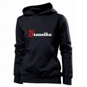 Bluza damska Brunetka