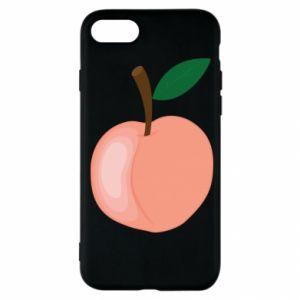 Etui na iPhone SE 2020 Brzoskwinia