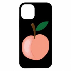 Etui na iPhone 12 Mini Brzoskwinia