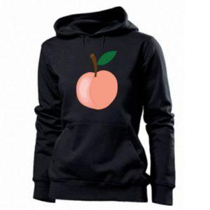 Women's hoodies Peach