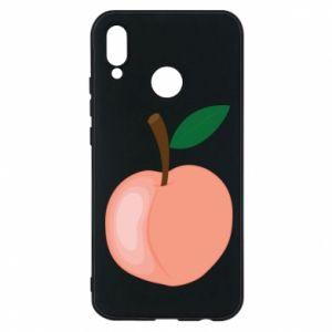 Phone case for Huawei P20 Lite Peach