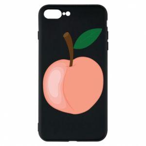 Etui do iPhone 7 Plus Brzoskwinia