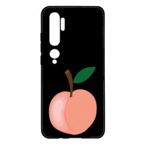 Etui na Xiaomi Mi Note 10 Brzoskwinia