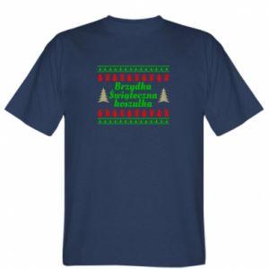 Koszulka męska Brzydka świąteczna koszulka