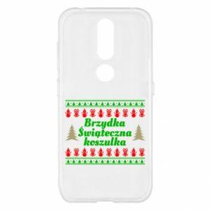 Etui na Nokia 4.2 Brzydka świąteczna koszulka