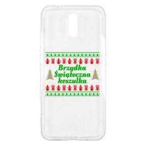 Etui na Nokia 2.3 Brzydka świąteczna koszulka