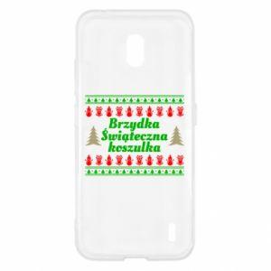 Etui na Nokia 2.2 Brzydka świąteczna koszulka