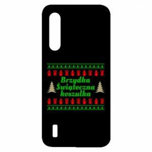 Etui na Xiaomi Mi9 Lite Brzydka świąteczna koszulka