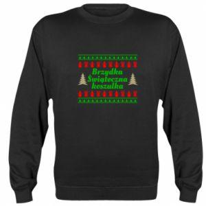Bluza Brzydka świąteczna koszulka