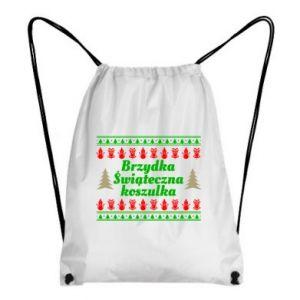 Backpack-bag Ugly Christmas T-shirt