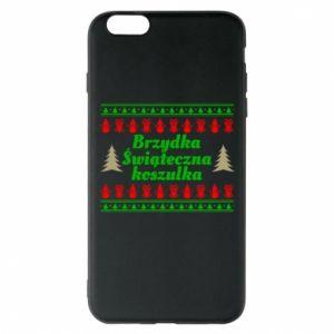 Etui na iPhone 6 Plus/6S Plus Brzydka świąteczna koszulka