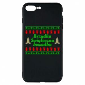 Etui do iPhone 7 Plus Brzydka świąteczna koszulka